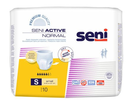 Majtki chłonne Seni Active Normal 10 SZT