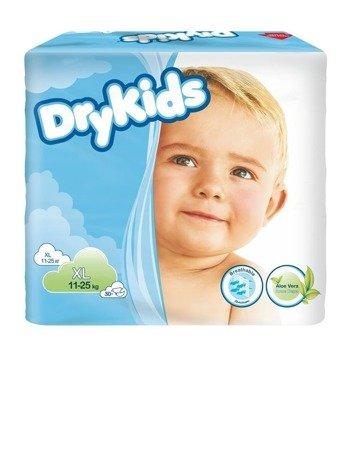 Pieluchomajtki dla dzieci Tena Dry Kids 30 SZT